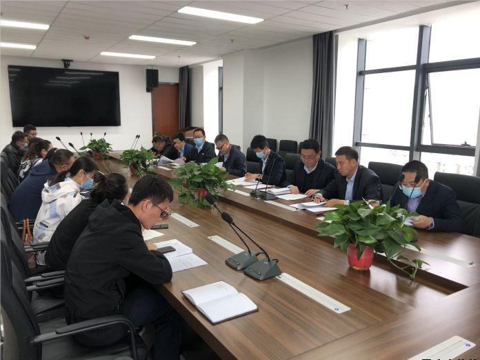 公司工会召开全体委员(扩大)会议